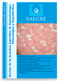 Revista SAEGRE